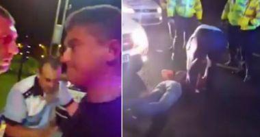 Poliţistul lovit de Cristian Boureanu cere despăgubiri de 50.000 euro