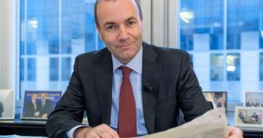 Manfred Weber, desemnat candidatul PPE la preşedinţia viitoarei Comisii Europene