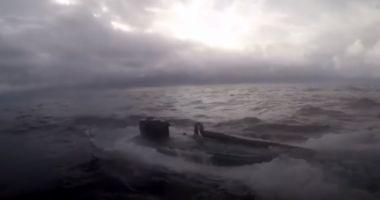 Foto : Garda de coastă a capturat un submarin care transporta cocaină în valoare de 232 de milioane de dolari