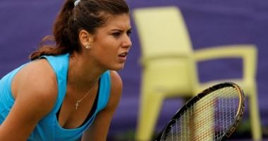 Tenis: Sorana Cîrstea o va întâlni pe Nicole Gibbs în turul al doilea al turneului de la Seul