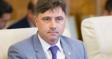 Ministrul propus pentru Relaţia cu Parlamentul - Viorel Ilie