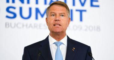 Preşedintele Klaus Iohannis a convocat partidele parlamentare la consultări