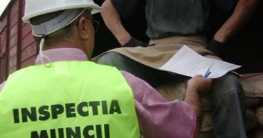 Munca la negru, sancţionată drastic, la Constanţa