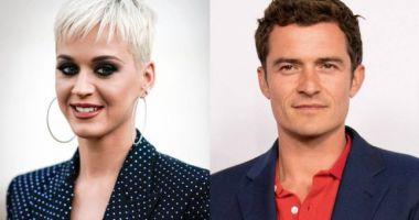 Katy Perry şi Orlando Bloom s-au logodit de Valentine's Day