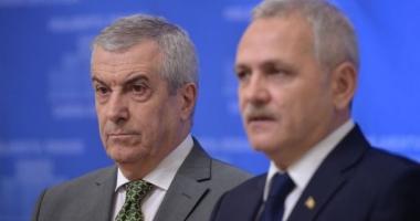 Dragnea şi Tăriceanu, replică dură pentru Comisia Europeană