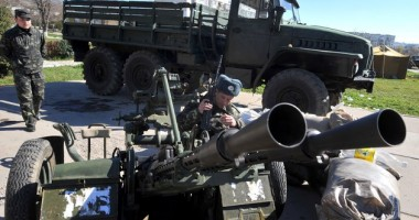 Ultimatum pentru Rusia: UE cere �ncetarea ac�iunilor �n Ucraina �n cel mult o s�pt�m�n�