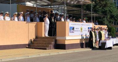 Eveniment solemn la  Academia Navală Mircea cel Bătrân