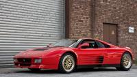Un zombie de la Ferrari