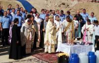 Jandarmeria constănţeană îşi ridică o biserică în valoare de 700.000 de lei (galerie foto)