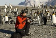 Roger Mantu, fotograful constănţean care a imortalizat Antarctica
