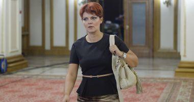 Lia Olguţa Vasilescu, răspuns pentru Iohannis, după discursul de la PNL
