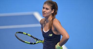 Sorana Cîrstea, învinsă în optimile de finală ale turneului WTA de la Brisbane