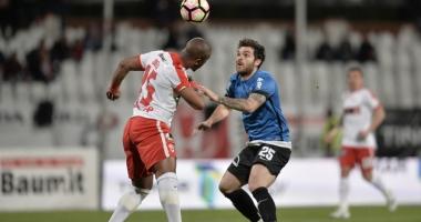 Dinamo Bucureşti- FC Viitorul 2-1, în play-off