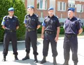 Patru jandarmi constănţeni s-au întors din Kosovo