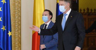 Preşedintele şi premierul vizitează centrul de vaccinare anti-COVID de la Spitalul Militar din Constanţa