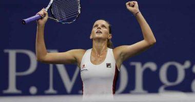 WTA Tianjin: Karolina Pliskova şi Caroline Garcia se vor întâlni în finala turneului