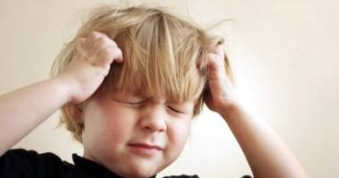 De ce au copiii dureri de cap?