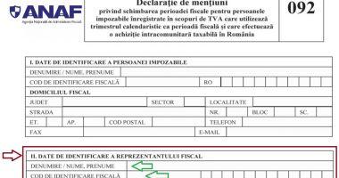 7 februarie 2018 - termenul pentru depunerea declarației 092