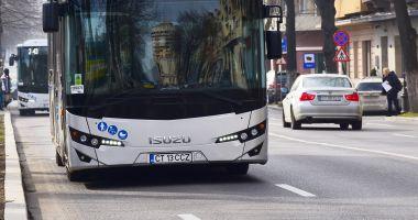 80 de autobuze noi, pe străzile din Constanţa