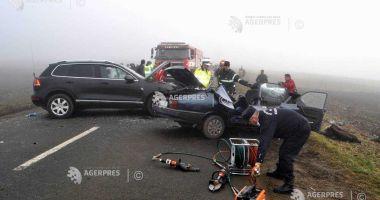 A decedat şi al doilea copil aflat în maşina care a derapat pe DE 578