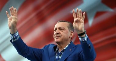 Recep Tayyip Erdogan l-a primit pe ministrul rus al Apărării