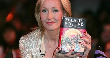 J.K.Rowling publică o nouă povestire despre Harry Potter
