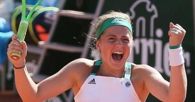 Prima reacţie a proaspetei campioane de la Roland Garros: