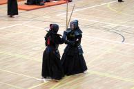 Kendo şi războinicii în negru