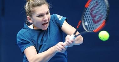 S-a tras la sorţi! Iată cu cine va juca Simona Halep,  în prima rundă a turneului Australian Open