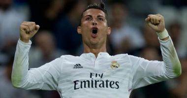 Cristiano Ronaldo, tată de gemeni
