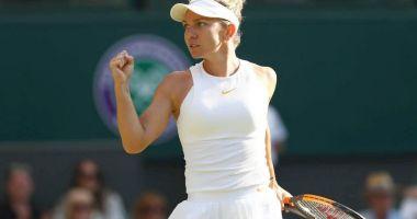 Simona Halep a pierdut dramatic meciul de la Wimbledon