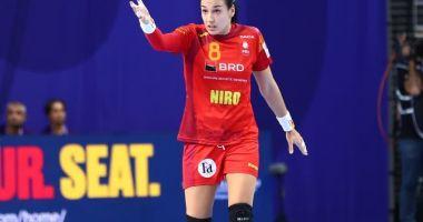 Cristina Neagu devine cea mai bună marcatoare din istoria Europeanului de handbal feminin