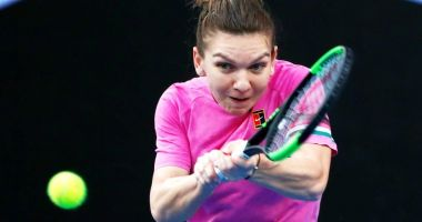 Victorie pentru Simona Halep, în primul tur la Openul Australiei