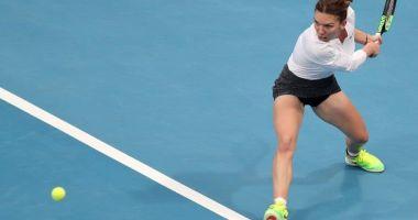 Simona Halep s-a calificat în optimi, la Dubai