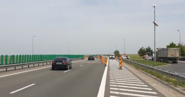 Infotrafic: Circulație intensă pe DN 1. Se așteaptă valori mari ale traficului și pe A2