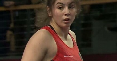 LUPTE / Alexandra Anghel, bronz la Europenele Under-23 din Ungaria