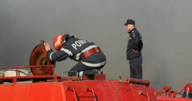 Pompierii, în alertă / INCENDIU ÎN CONSTANȚA!