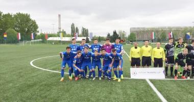 Academia Hagi,  învinsă de Sturm Graz,  la Future Talents Cup