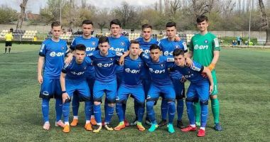 Academia Hagi  a făcut scor  cu NK Maribor, la Future Talents Cup