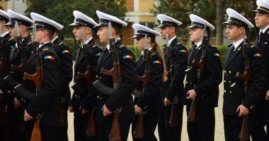 Aproape 2.000 de studenți încep cursurile la Academia Navală