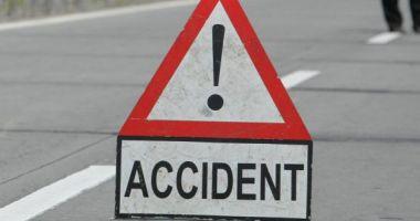 Grav accident rutier în judeţul Constanţa! SUNT TREI VICTIME