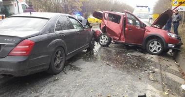 Tragedia rutieră din Lazu. Un amănunt esenţial: accidentul s-a petrecut în interiorul localităţii, nu în exterior!