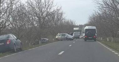 ŞOSEAUA BLESTEMATĂ! Două accidente grave în mai puţin de 12 ore, în acelaşi loc, la Constanţa. O PERSOANĂ A MURIT!