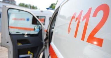 Accident rutier la ieşire din Constanța. Un copil a fost rănit