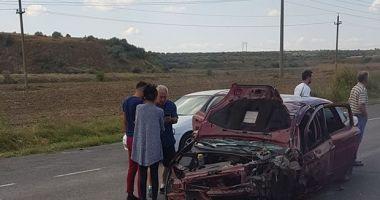 GRAV ACCIDENT RUTIER LA CONSTANŢA, după ce un şofer a pătruns pe contrasens