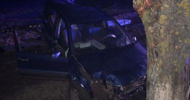 Bărbat mort după ce s-a răsturnat cu maşina pe câmp, la Constanţa