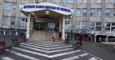 Acces restricţionat, de astăzi, în Spitalul Judeţean Constanţa