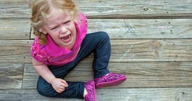 Criza de furie, un strigăt  de ajutor al copiilor speciali
