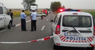 ACCIDENT CUMPLIT! Cinci persoane au murit, patru sunt rănite