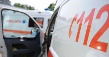 Accident rutier pe strada Cumpenei. UN COPIL DE TREI ANI A FOST RĂNIT